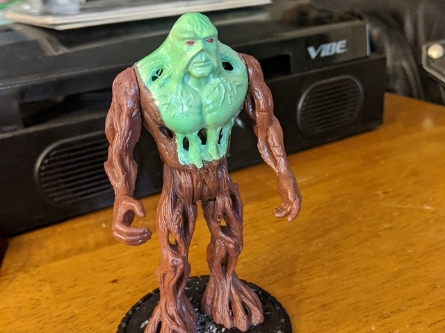 Lousy Swamp Thing Toy