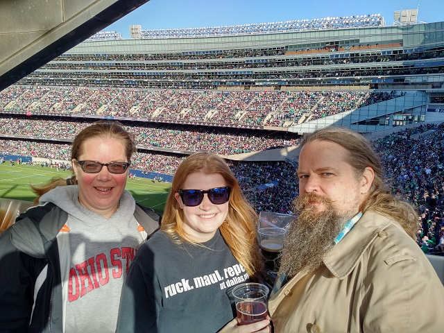 Rugby Weekend at Soldier Field, Chicago